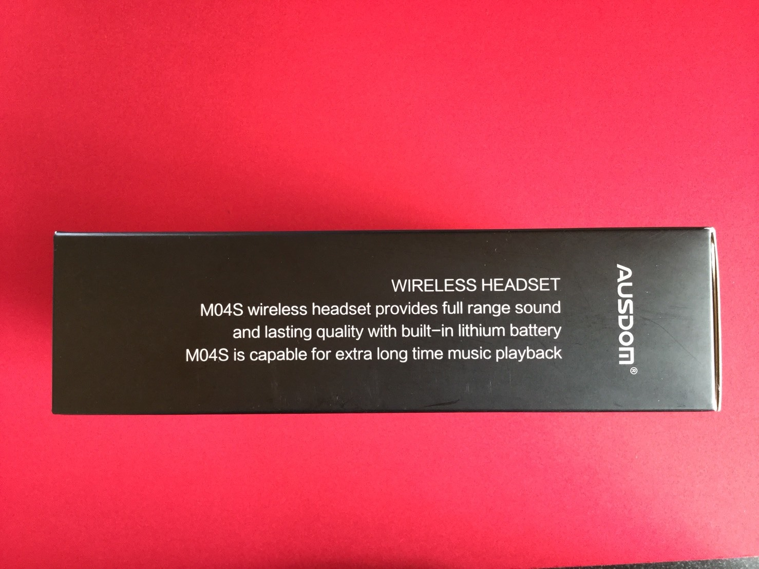 Bluetoothのヘッドホン04