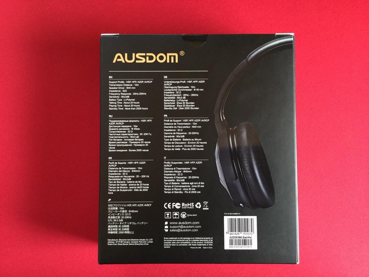 Bluetoothのヘッドホン05