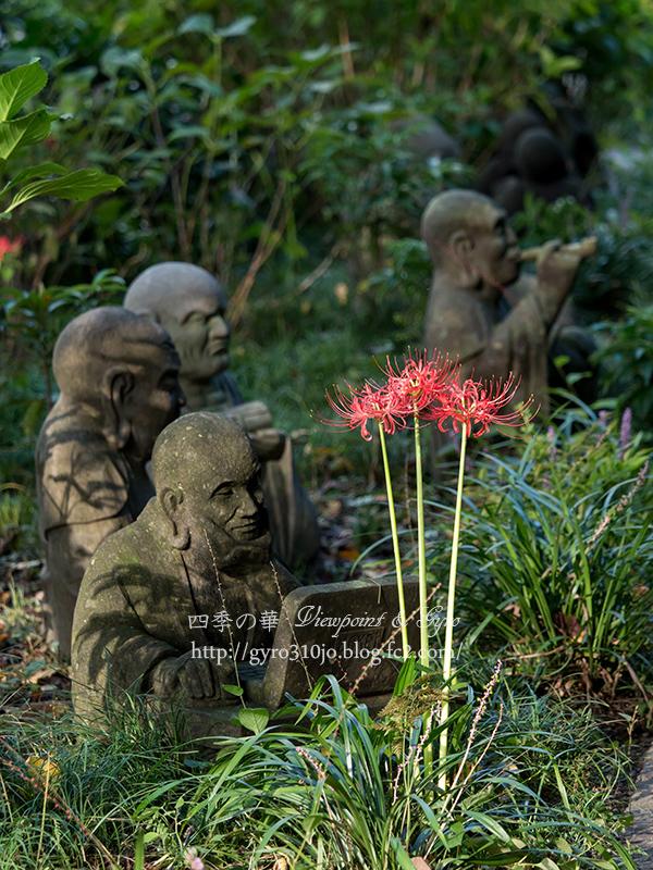 浄慶寺の彼岸花 A