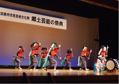 2017郷土芸能の祭典 (2)