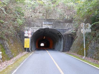 以布利トンネル17