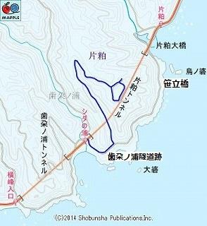 歯朶ノ浦隧道07