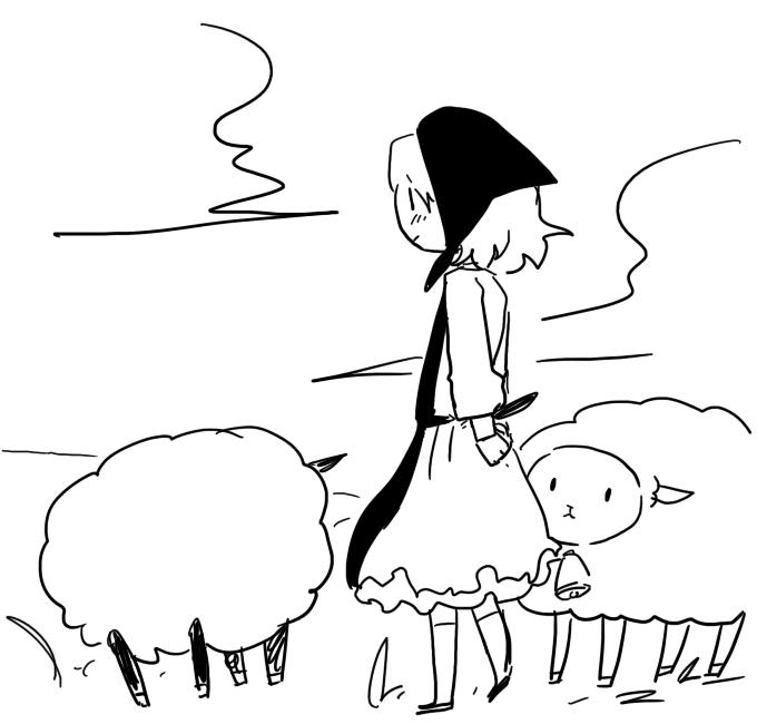 羊のトトちゃん