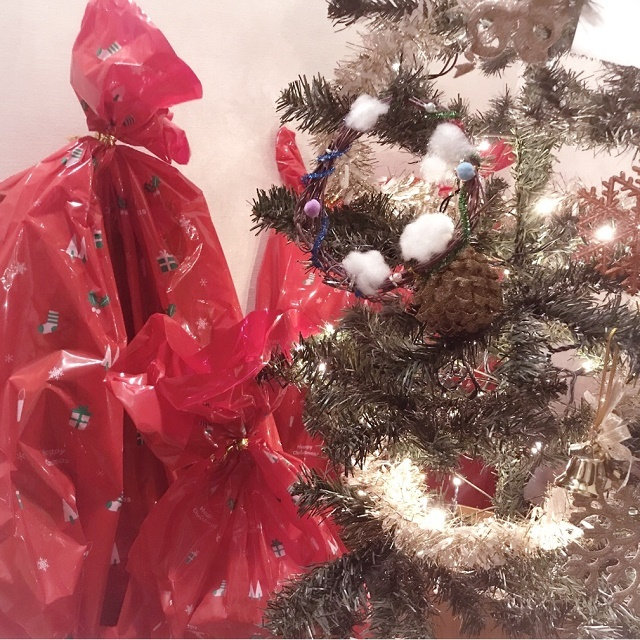 手編み雑貨 HanahanD クリスマス