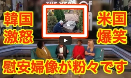 【動画】米国の慰安婦像がブルドーザーで粉々に粉砕されるw 工事員「重要なものと知らなかった」 [嫌韓ちゃんねる ~日本の未来のために~ 記事No17939