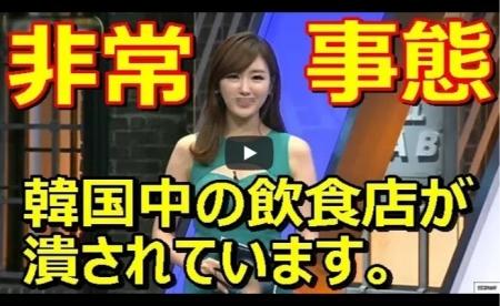 【動画】韓国でノーショーが社会的大問題にww ソウル飲食店で400人が予約バックレ笑!4500億円の経済損失で非常事態 [嫌韓ちゃんねる ~日本の未来のために~ 記事No17955
