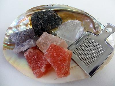 世界の岩塩