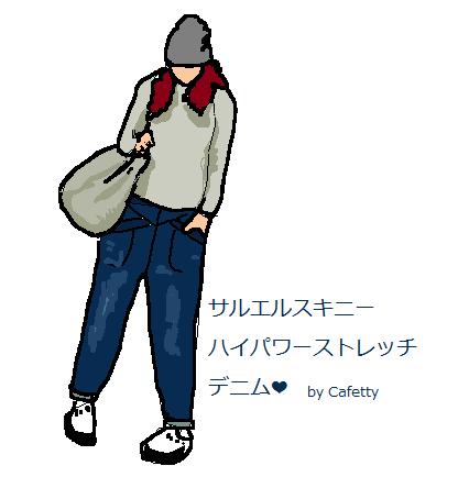 スキニー1