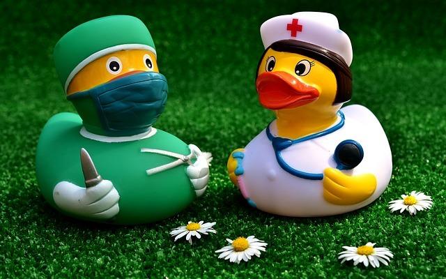 『第三医務室の牧野先生』について