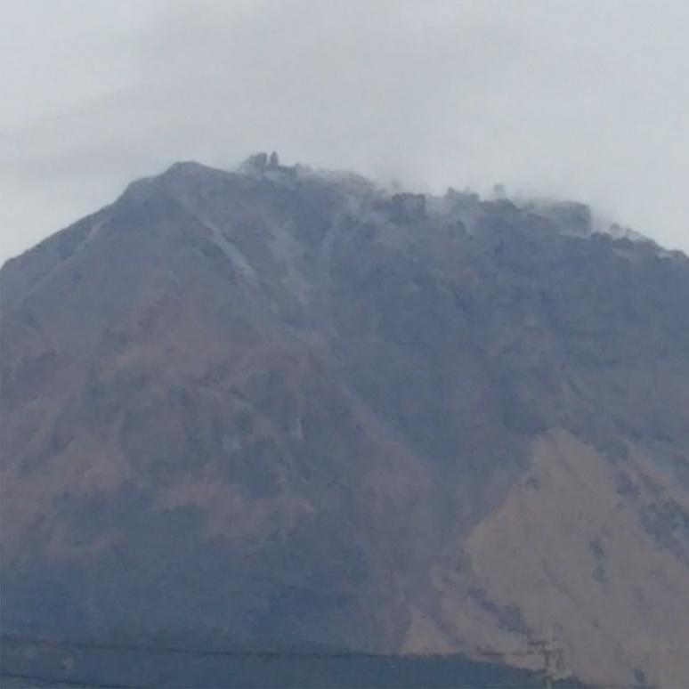 Mt. Heisei 20171120