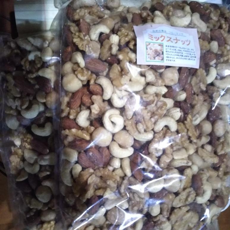 Mixed nuts 20171007