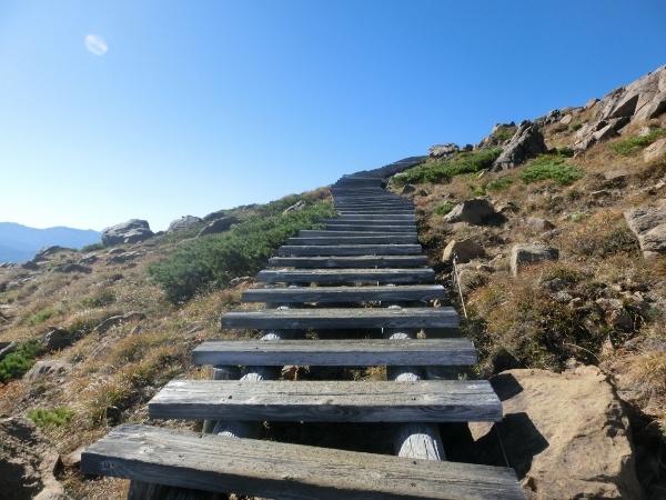 極楽浄土への階段