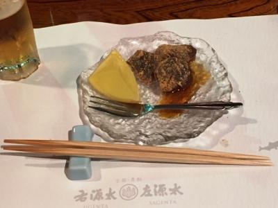 170620貴船右源太川床料理デザート