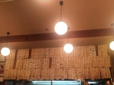 170801魚三酒場富岡店メニュー