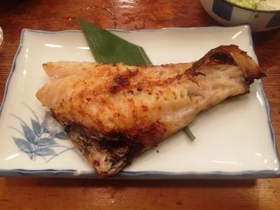 170801魚三酒場富岡店赤魚粕漬け360円