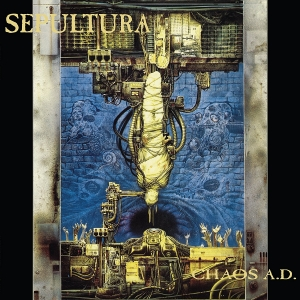SEPULTURA『Chaos~』[expanded edition]