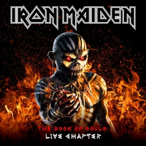 IRON MAIDEN『The Book Of Souls Live Chapter』