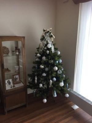 クリスマスツリー・ディスプレイ