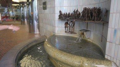 義士洗足の井戸