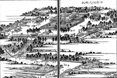 日吉山王神社(雪旦)