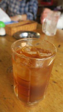 三杯目・ウーロン茶