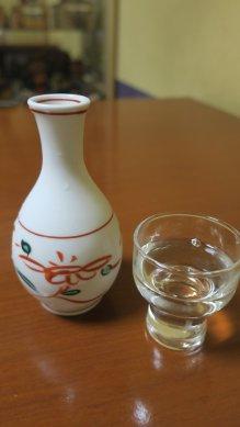 九代目・冷酒