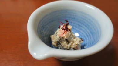 胡麻酢和へ