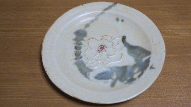 温泉津温泉・椿窯の小皿