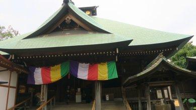 弘明寺・本堂