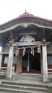 青木神社・摂社か