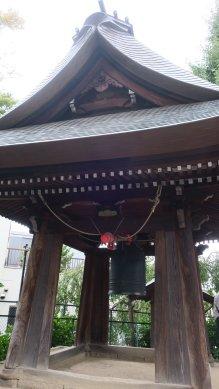 弘明寺・鐘楼