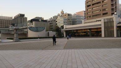 合同墓とインフォーメーションセンター