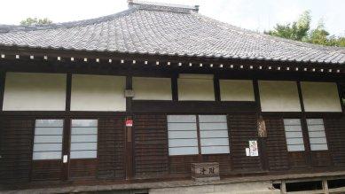 妙覚寺・本堂