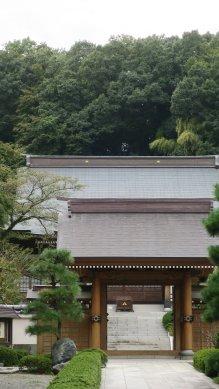 寿福寺・山門
