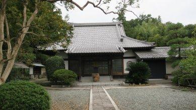 法泉寺・本堂