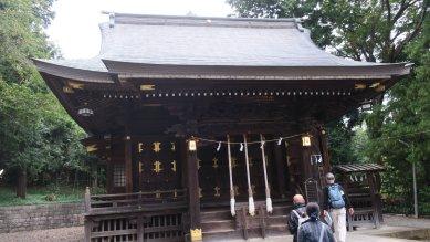 子之神社・本殿