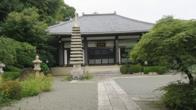 福昌寺・本堂