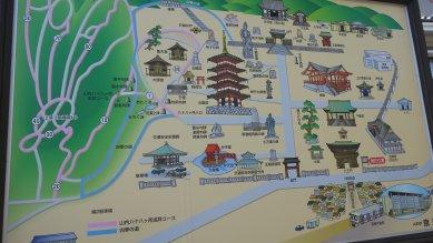 ・171105-012高幡不動・境内図