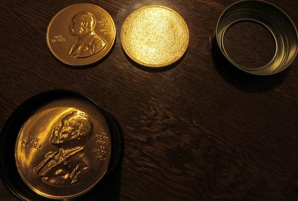 ノーベル賞チョコレート