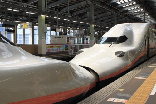 長野への道②