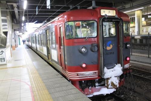 しなの鉄道長野駅