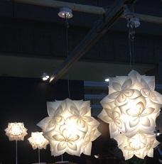 さくらの照明