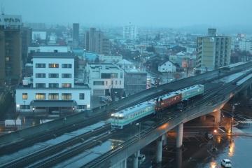 train_view northland obihiro