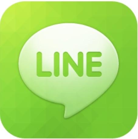 LINE図