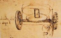 差動歯車のついた車c_1