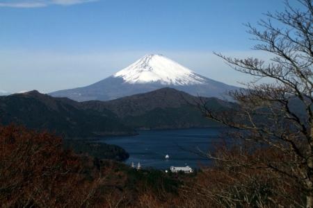 大観山からの富士山_1