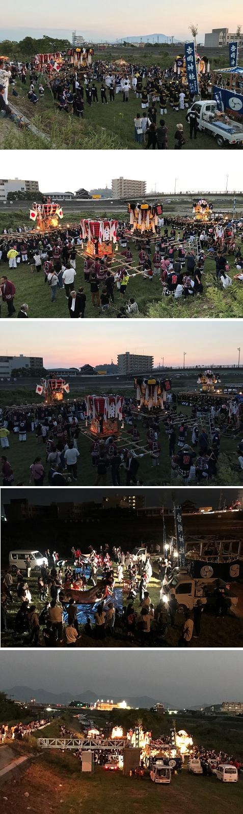 20171009吉岡神社秋祭り