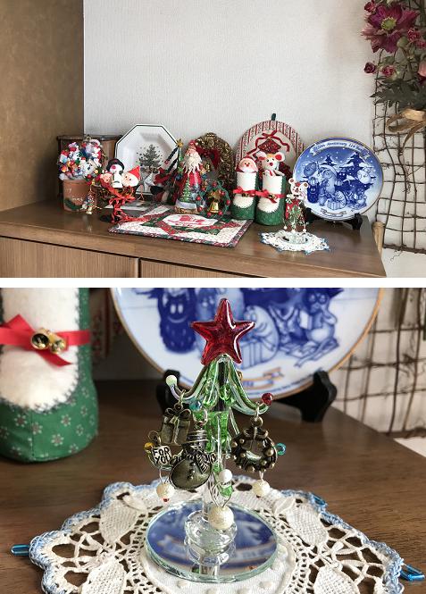 20171223クリスマス玄関