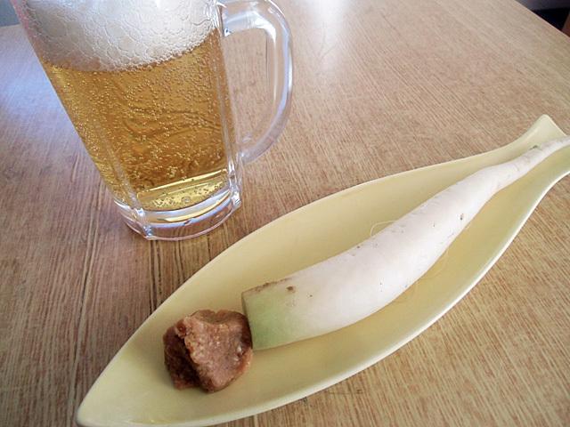 ダイコン味噌