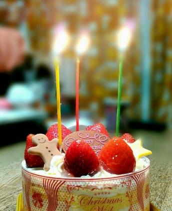 安室ちゃんのケーキ